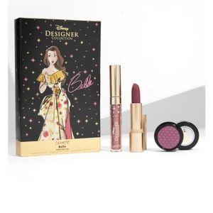 Colourpop Disney Princess Lipstick Eyeshadow Belle